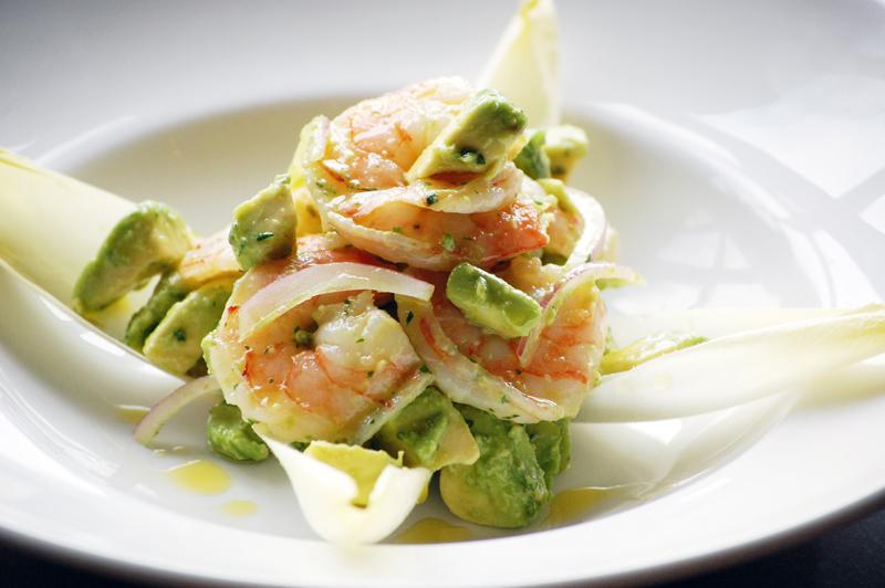Shrimp-Avocado